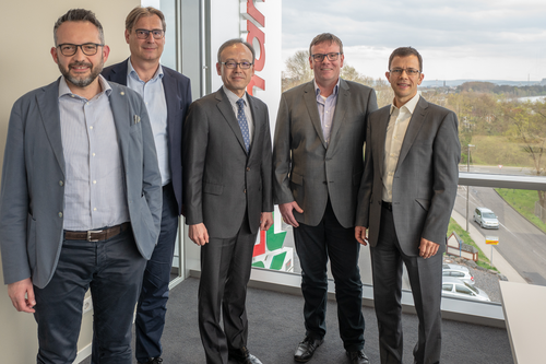 Lohmann secures the company's future by means of technological progress